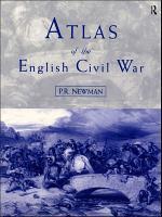Atlas of the English Civil War PDF