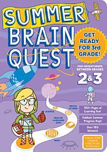 Summer Brain Quest  Between Grades 2   3 Book