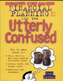 Financial Planning for the Utterly Confused PDF