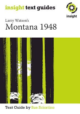 Larry Watson s Montana 1948