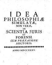 Idea philosophiae simulatae