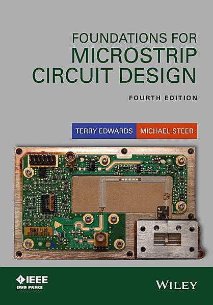 Foundations for Microstrip Circuit Design PDF