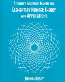 Elementary Number Theory with Applications  Student Solutions Manual PDF