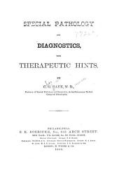 Special Pathology and Diagnostics: With Therapeutic Hints
