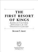 The First Resort of Kings
