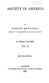 Society in America: Volume 2
