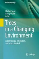 Trees in a Changing Environment PDF