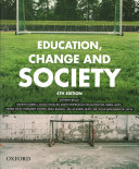 Education  Change and Society PDF