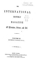 The International Monthly Magazine of Literature  Science  and Art PDF