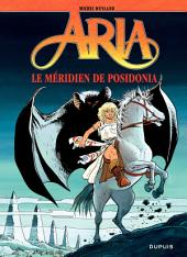 Aria – tome 8 - Le méridien de Posidonia