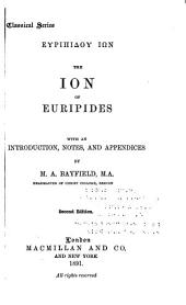 The Ion of Euripides