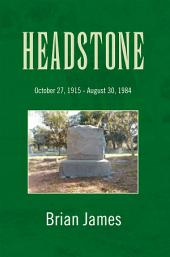 Headstone: October 27, 1915 - August 30, 1984