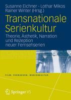Transnationale Serienkultur PDF