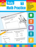 Daily Math Practice  Grade 1 PDF