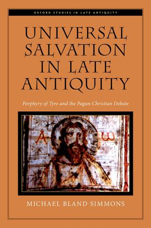 Universal Salvation in Late Antiquity PDF