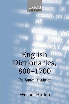 English Dictionaries  800 1700