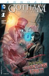 Gotham by Midnight Annual (2015-) #1