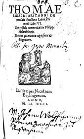 De emendata structura latini sermonis: libri sex