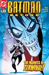 Batman Beyond (1999-) #12