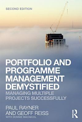 Portfolio and Programme Management Demystified PDF