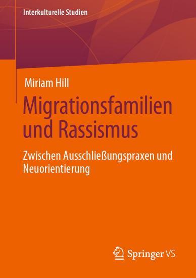 Migrationsfamilien und Rassismus PDF