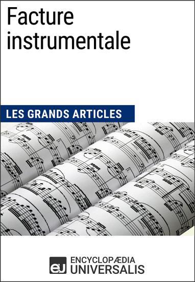 Facture instrumentale PDF