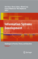 Information Systems Development PDF