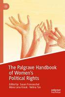 The Palgrave Handbook of Women   s Political Rights PDF