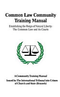 Common Law Community Training Manual PDF