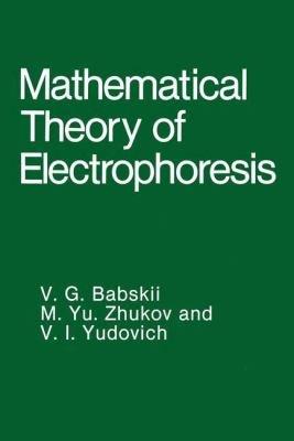 Mathematical Theory of Electrophoresis