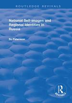 National Self-images and Regional Identities in Russia