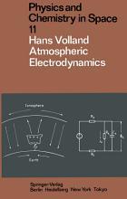 Atmospheric Electrodynamics PDF