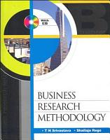 Business Research Methodology  With Cd  PDF