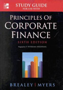 Study Guide for Use with Principles of Corporate Finance PDF