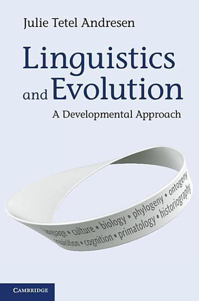Linguistics and Evolution