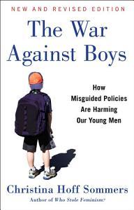 The War Against Boys Book