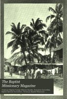 Baptist Missionary Magazine PDF