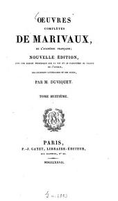 Oeuvres complètes: Volume8