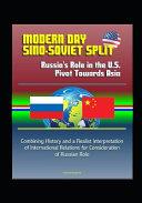 Modern Day Sino Soviet Split PDF
