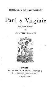 Paul & [i.e. et] Virginie