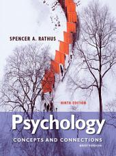 Psychology: Concepts & Connections, Brief Version: Edition 9