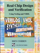 Real Chip Design and Verification Using Verilog and VHDL
