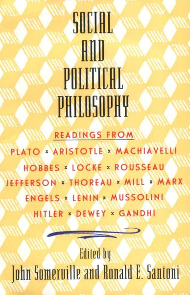 Download Social and Political Philosophy Book