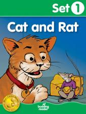 Budding Reader Book Set 1: Cat and Rat