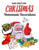 Easy Craft for Christmas Homemade Decorations