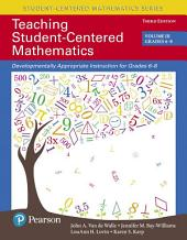 Teaching Student-Centered Mathematics: Developmentally Appropriate Instruction for Grades 6-8, Volume 3, Edition 3