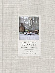 Sunday Suppers Book