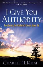 I Give You Authority
