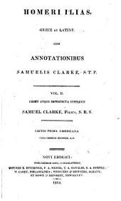 Ilias, Graece et Latine