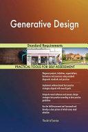 Generative Design Standard Requirements